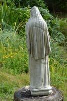 Madonna & Child religious statue large